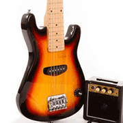 Guitarras, Acústica, Eléctrica y Base