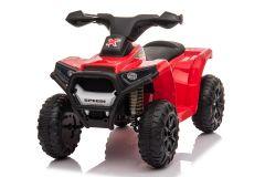 Moto Mini Quad Rojo