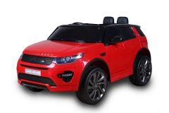 12V Land Rover Discovery HSE Sport con Licencia Roja