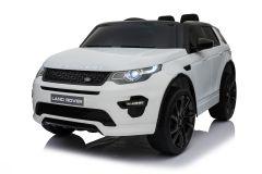 12V Land Rover Discovery HSE Sport con Licencia Blanco