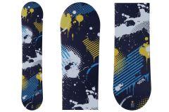 Tigris Junior Snowboard Chicos 110cm con fijaciones