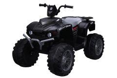 RE-ACONDICIONADOS - Moto Quad de doble motor eléctrica Negro