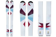 Tigris Junior Esquís chicas 120cm