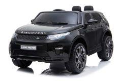 RE-ACONDICIONADOS - 12V Land Rover Discovery HSE Sport con Licencia Negro
