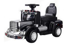 Camión de 6V Eléctrico Negro