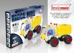 Camión de Metal HUM 179 Piezas.