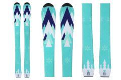 Tigris Junior Esquís Unisex 100cm