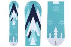 Tigris Junior Snowboard unisex 110cm