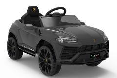 12V Lamborghini Urus Negro con Licencia Eléctrico para niños