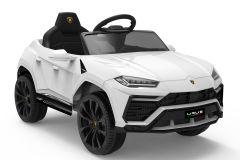 12V Lamborghini Urus Blanco con Licencia Eléctrico para niños