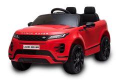 12V Range Rover Evoque con Licencia Rojo Eléctrico para niños