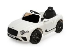 12V Licensed Bentley Continental GT Ride On Car-White